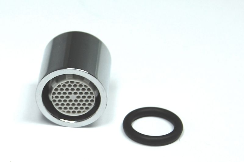 DESIGN M 18 x 1 IG Mischdüse-Strahlregler-Luftsprudler chrom
