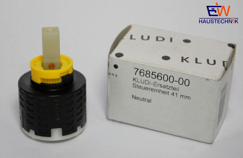 KLUDI Kartusche (Ø 41 mm) - Steuereinheit 7685600-00 für UP-Körper