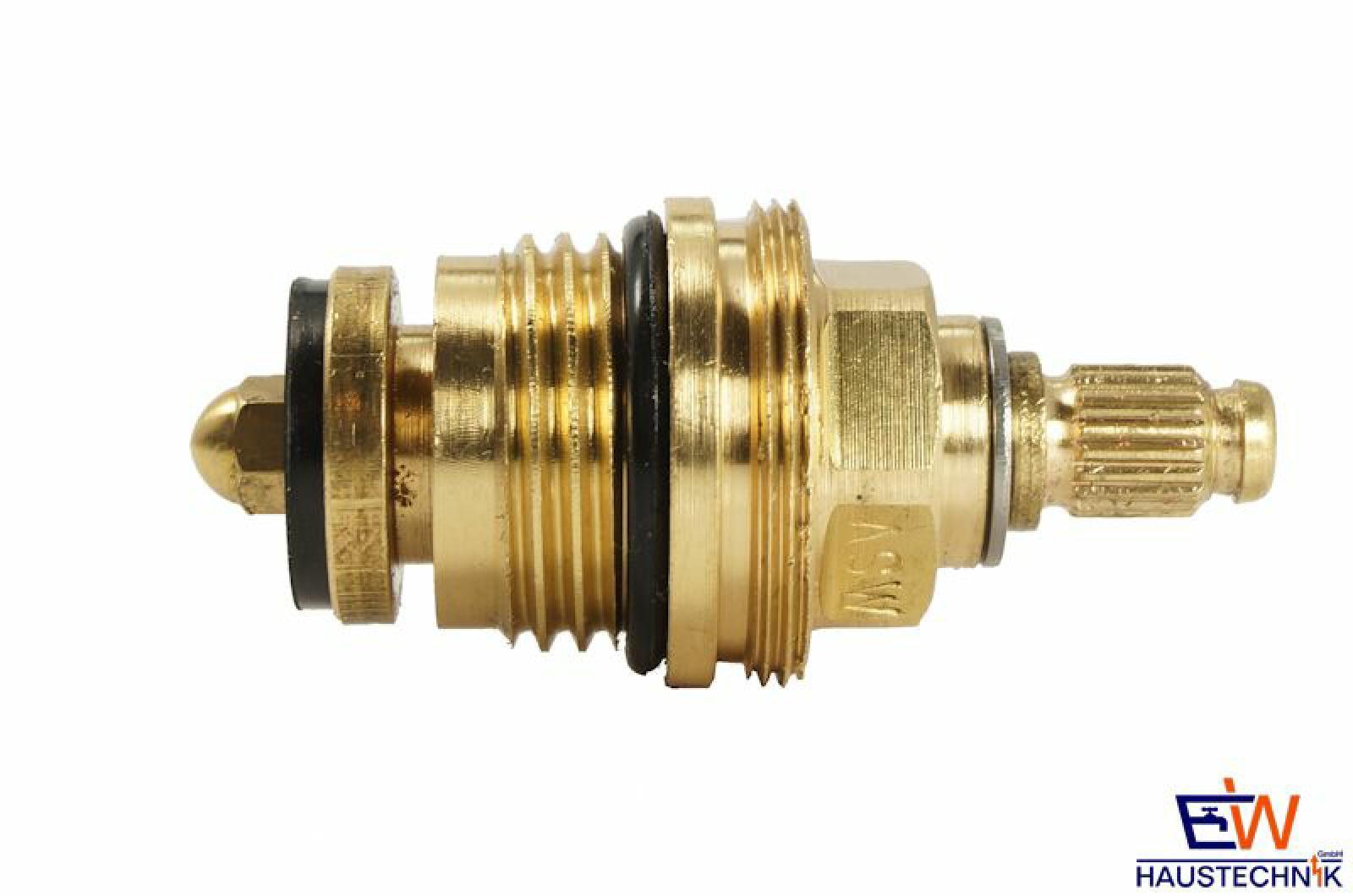 universal ventil oberteile für zweigriffarmaturen und  ~ Wasserhahn Oberteil Wechseln
